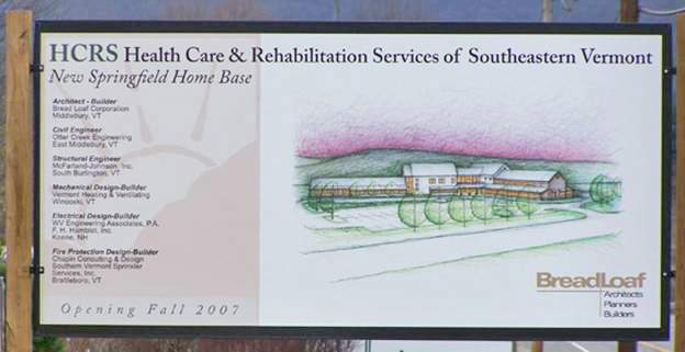 Health Care Rehabilitative Services project - Murphy's CELL-TECH, St Johnsbury, VT