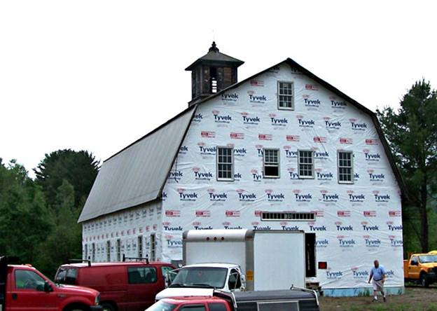 Barn Apartments project - Murphy's CELL-TECH, St Johnsbury, VT