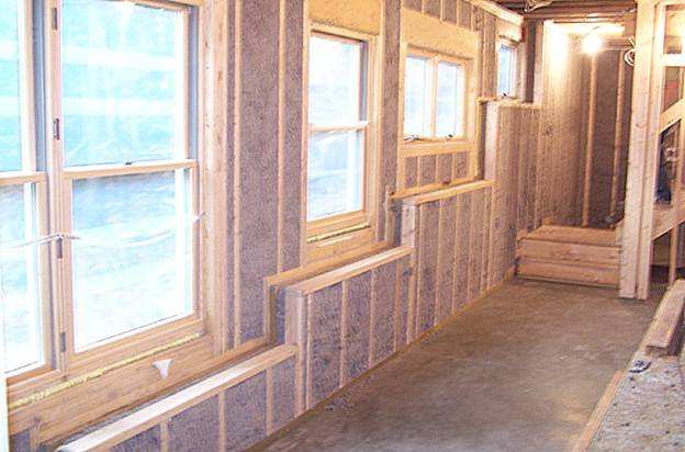Birch Point Home project - Murphy's CELL-TECH, St Johnsbury, VT