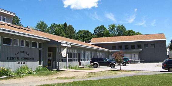 Cavendish Town School project - Murphy's CELL-TECH, St Johnsbury, VT