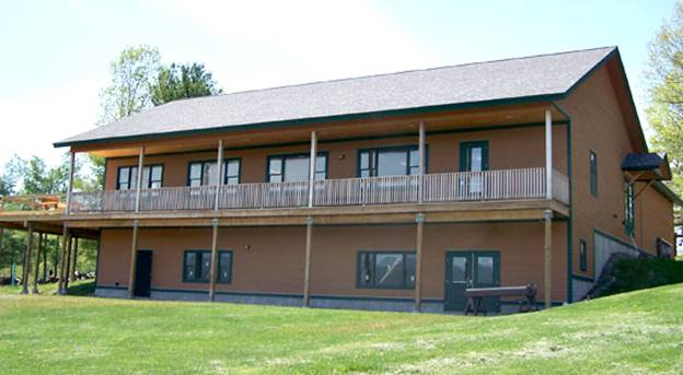 Conservation Dining Hall project - Murphy's CELL-TECH, St Johnsbury, VT
