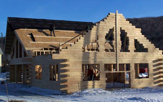 Crown Point Builders Shop Model project - Murphy's CELL-TECH, St Johnsbury, VT