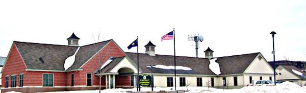 Derby Public Safety Facility project - Murphy's CELL-TECH, St Johnsbury, VT