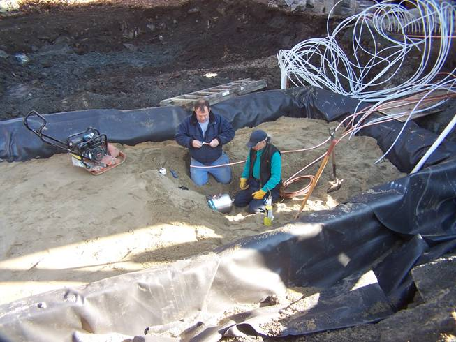 Enfield Energy Emporium project - Murphy's CELL-TECH, St Johnsbury, VT
