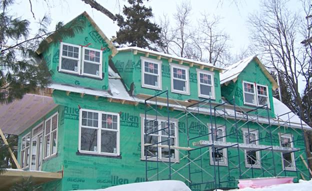 Fosters Grove Home project - Murphy's CELL-TECH, St Johnsbury, VT