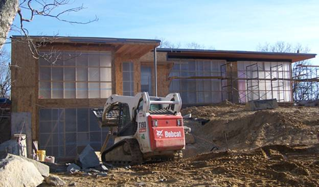 Harlock Pond Road Home project - Murphy's CELL-TECH, St Johnsbury, VT