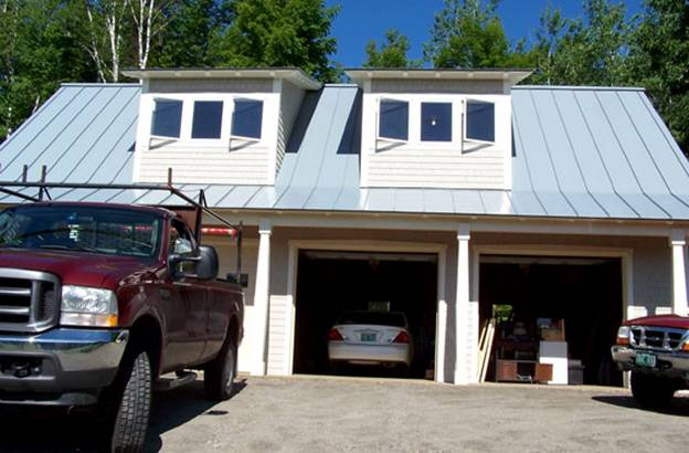Harvey Mountain Road Home project - Murphy's CELL-TECH, St Johnsbury, VT