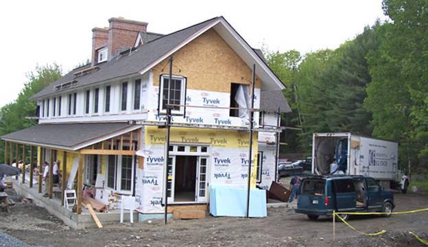Loveland Hill Home project - Murphy's CELL-TECH, St Johnsbury, VT
