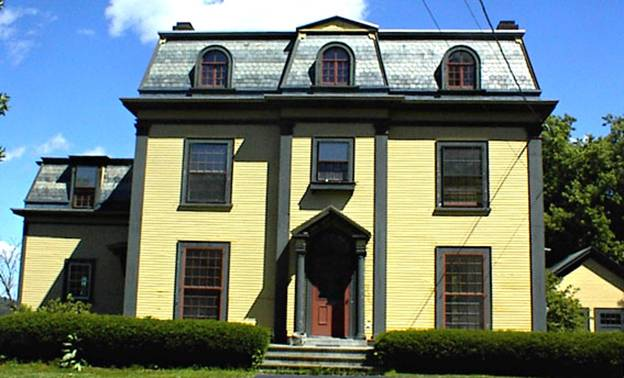 Main Street Home project - Murphy's CELL-TECH, St Johnsbury, VT