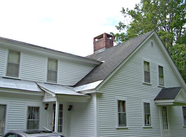 Mann's Hill Home project - Murphy's CELL-TECH, St Johnsbury, VT
