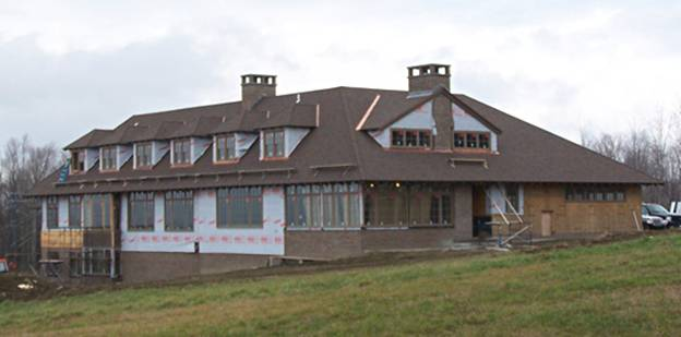 Methodist Hill Road Home project - Murphy's CELL-TECH, St Johnsbury, VT