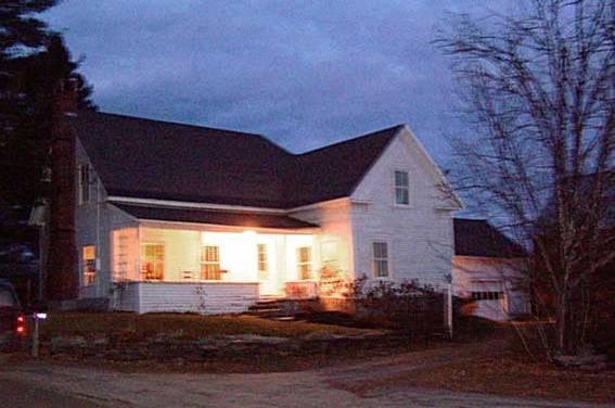 Moran Home project - Murphy's CELL-TECH, St Johnsbury, VT