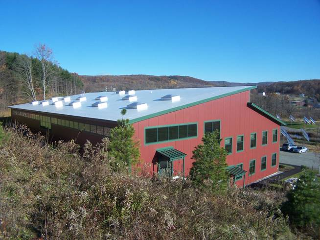 NRG Systems project - Murphy's CELL-TECH, St Johnsbury, VT