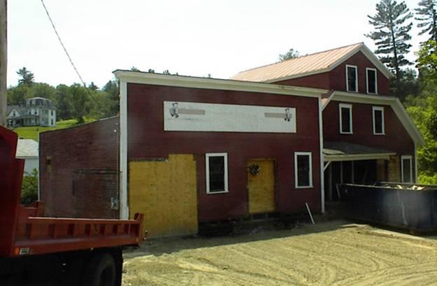 Old Mill Studio project - Murphy's CELL-TECH, St Johnsbury, VT