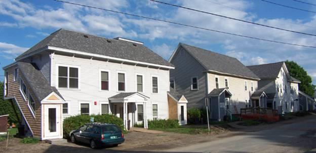 Passumpsic Housing project - Murphy's CELL-TECH, St Johnsbury, VT
