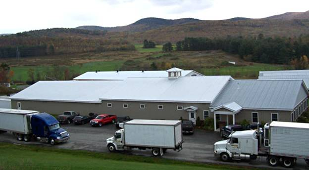 Pete and Gerry's Organic Eggs  Processing Plant project - Murphy's CELL-TECH, St Johnsbury, VT