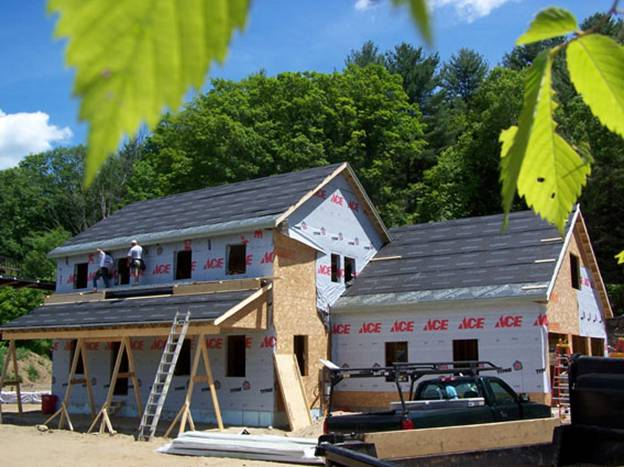 Plais Road Home project - Murphy's CELL-TECH, St Johnsbury, VT