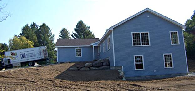 River View Road Home project - Murphy's CELL-TECH, St Johnsbury, VT