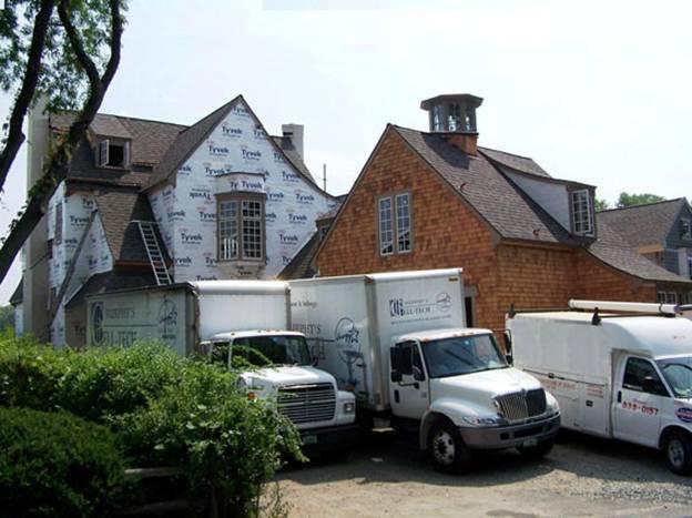Roton Avenue Home project - Murphy's CELL-TECH, St Johnsbury, VT