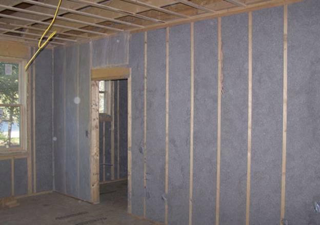 Shaker Boulevard Home project - Murphy's CELL-TECH, St Johnsbury, VT