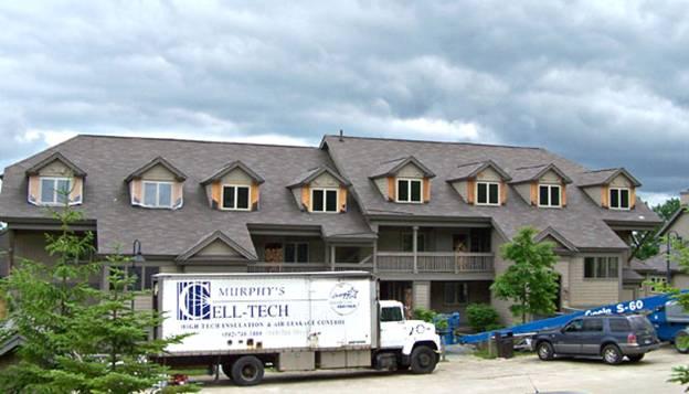 Okemo Mountain – Solitude Village project - Murphy's CELL-TECH, St Johnsbury, VT