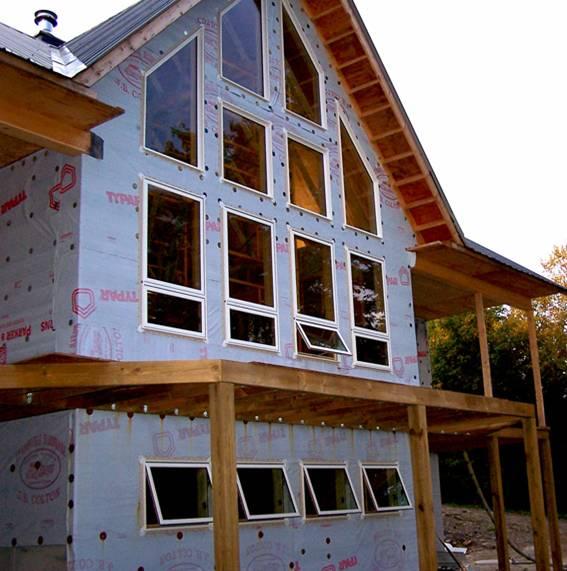 Sullivan Home project - Murphy's CELL-TECH, St Johnsbury, VT