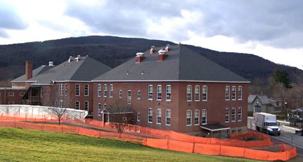 Thatcher Brook Primary School project - Murphy's CELL-TECH, St Johnsbury, VT