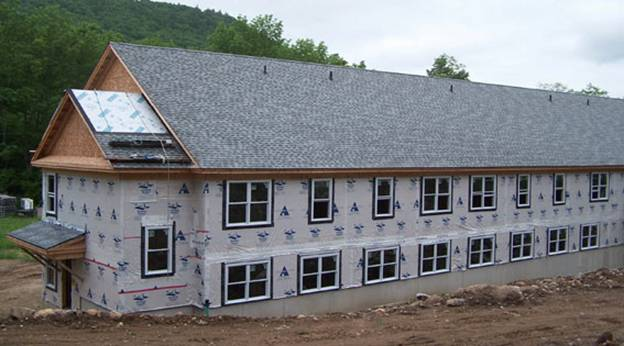 West River Valley Senior Housing project - Murphy's CELL-TECH, St Johnsbury, VT