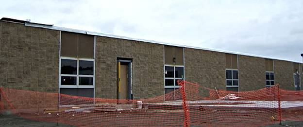 Williamstown Middle/High School project - Murphy's CELL-TECH, St Johnsbury, VT