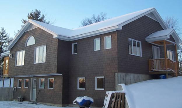 Woodhill – Hooksett Road Home project - Murphy's CELL-TECH, St Johnsbury, VT