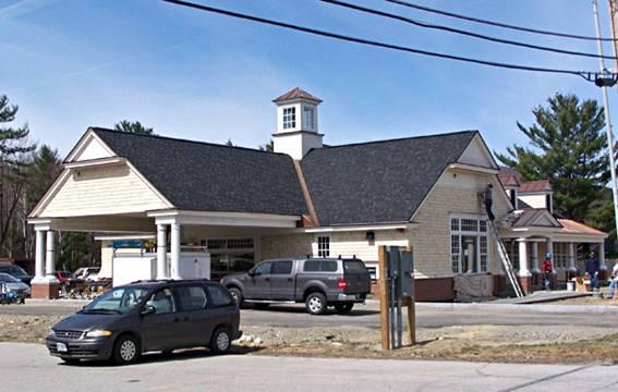 Woodsville Guaranty Savings Bank project - Murphy's CELL-TECH, St Johnsbury, VT