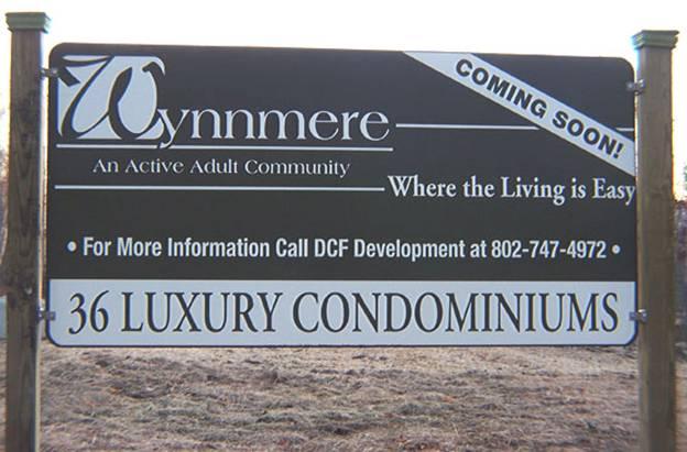 Wynnmere Community Development project - Murphy's CELL-TECH, St Johnsbury, VT