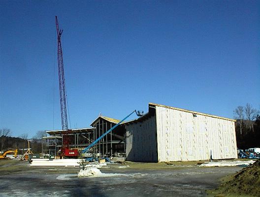 Northern Power System - Murphy's CELL-TECH, St Johnsbury, VT